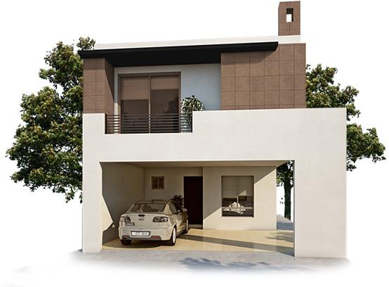 fachada-modelo-ibiza-i-c-cumbres-san-patricio-en-cumbres