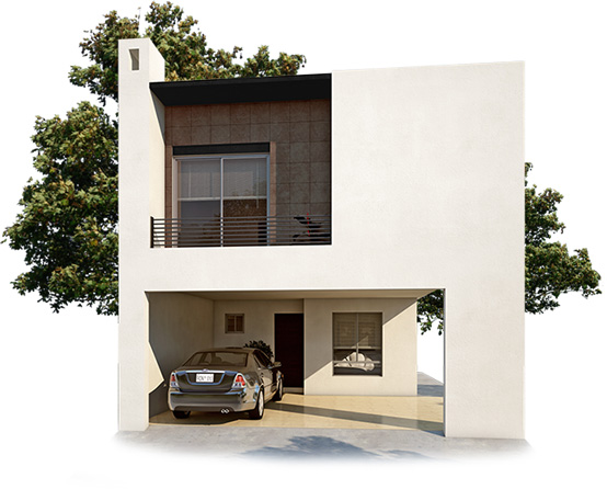 fachada-modelo-ibiza-i-e-cumbres-san-patricio-en-cumbres